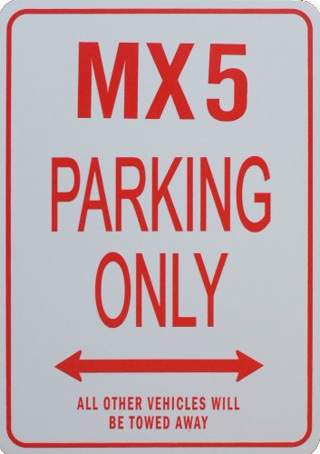 mx5-parking-only-sign-mazda