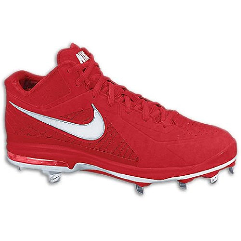 Nike Air Max MVP Elite 3/4 (Size 11.5) red White