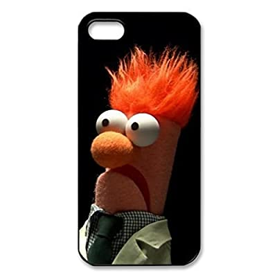 SUUER Beaker Muppets Legend Protective Custom Hard CASE for iPhone 5 5s Durable Case Cover