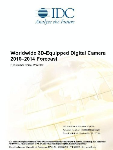 Worldwide 3D-Equipped Digital Camera 20102014 Forecast