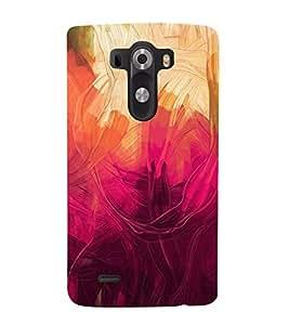 Illustration Painting 3D Hard Polycarbonate Designer Back Case Cover for LG G3 :: LG G3 D855