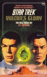 Vulcan's Glory (Star Trek, No 44), Fontana