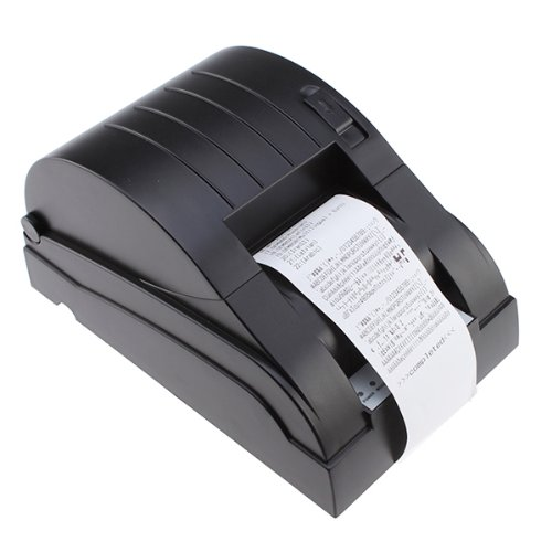 Review Imagestore - Brainydeal SC9-2012 High-speed 58mm POS Receipt Thermal Printer USB Black