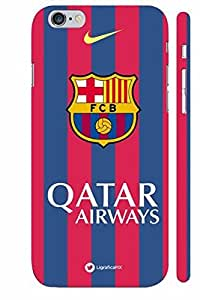 Barcelona Printed Back Cover for Apple iPhone 6/6s