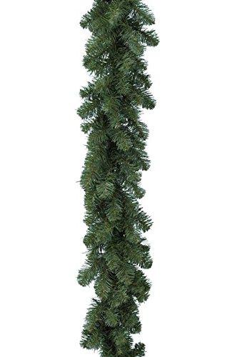Kaemingk 680449 Imperial Girlande extra dicht, Soft Nadel PVC, innen, Länge 270 cm, Durchmesser 30 cm thumbnail