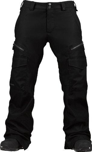 Burton Herren Snowboardhose Men's TWC Cannon Pants, true black, L, 10208100002