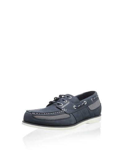 Sebago Men's Crest Vent Boat Shoe