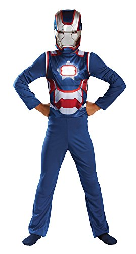 Iron Patriot Basic Child Costume Size 4-6 - 1