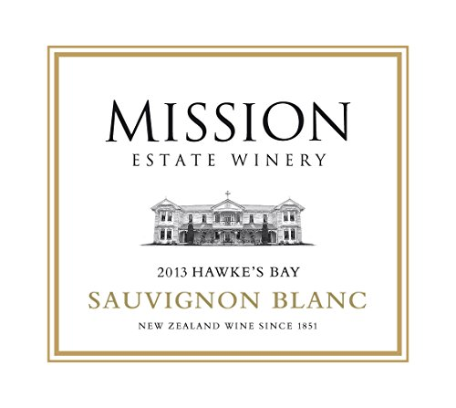 2013 Mission Estate Sauvignon Blanc, Hawke'S Bay 750Ml