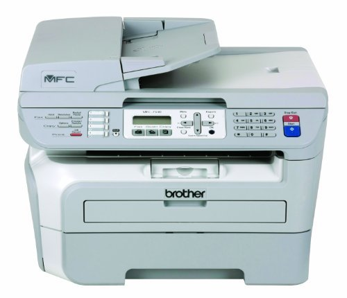 Brother Mfc-7340 Flatbed Laser Multi-Function Center