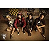 (24x36) Pierce the Veil Music Poster
