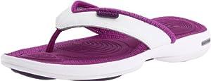 Reebok Easytone Flip Ii, Chaussures multisport femme, Violet/Blanc, 37.5 EU