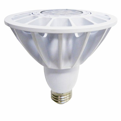 Magic Lighting Inc Par38 Led Light Bulb 18W 1000 Lumen 3000K Warm White Ul Listed Dimmable