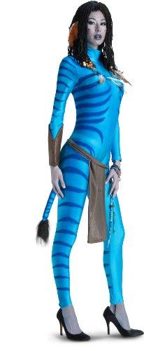 Secret Wishes Avatar Neytiri Costume, Blue, Large (10/14)