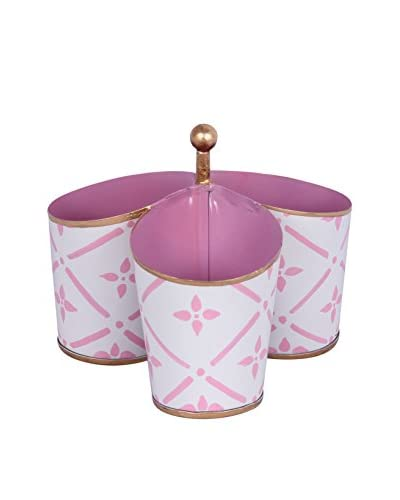 Jayes Flora Caddy, Pink