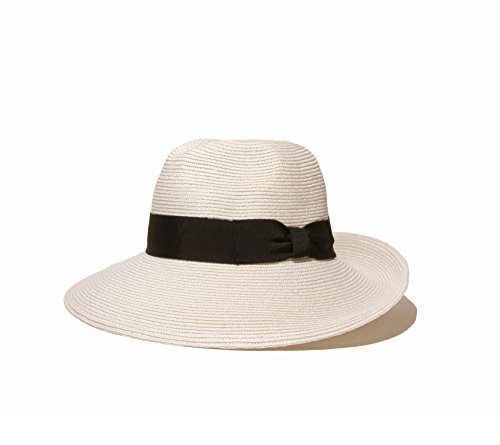 gottex-womens-alhambra-lightweight-packable-fedora-sun-hat-rated-white-black-one-size