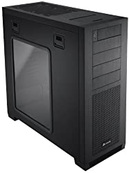 Corsair Obsidian Series Black 650D Mid Tower Computer Case (CC650DW-1)
