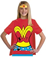 Justice League Child's Wonder Woman 100% Cotton T-Shirt
