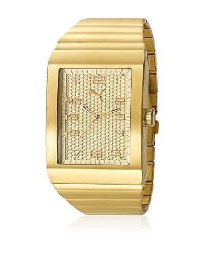 Puma Time Reloj de cuarzo  Dorado 36 mm