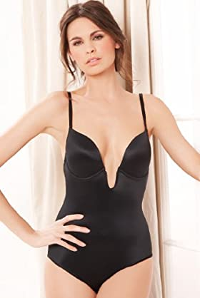 Body Solutions Low Front Underwired Plunge Body
