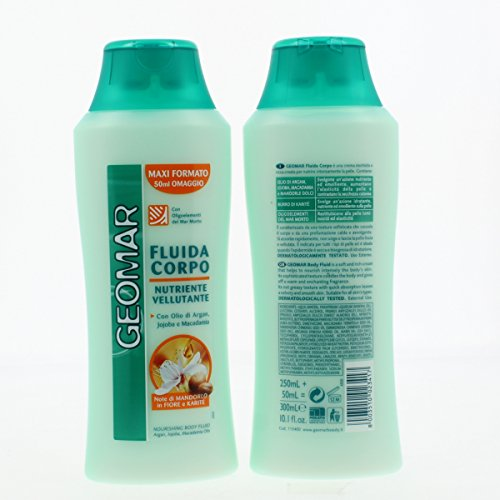 Crema Fluida Corpo 300 ml Nutriente Vellutante
