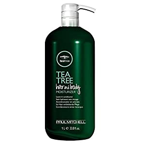 Paul Mitchell Tea Tree Hair and Body Moisturizer 33.8 oz Leave-in Conditioner