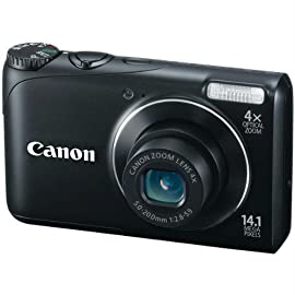 Canon PowerShot A2200 Digital Camera