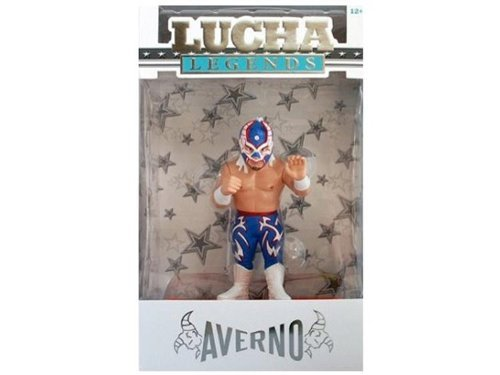 Lucha Legends Series 01 - Averno