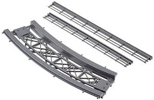 NOCH - Curved Steel Bridge HO