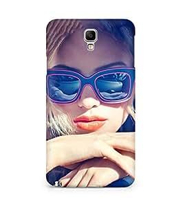 Amez designer printed 3d premium high quality back case cover for Samsung Galaxy Note 3 Neo (Halston Sage Seventeen Magazine Photo)