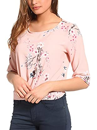 FRENCH CODE Top Betsy (Rosa)