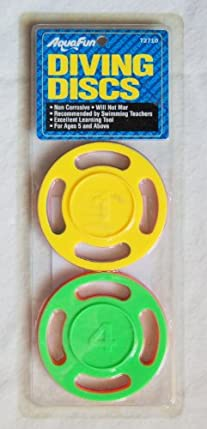 Aqua Fun Diving Discs at Sears.com
