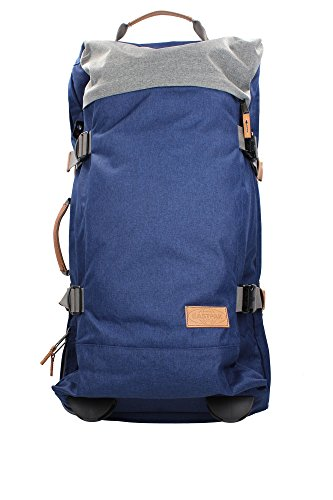 Eastpak Sac de Voyage Trolley Tranverz M Block out blue