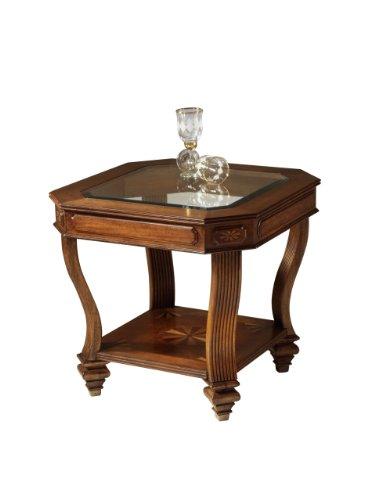 Cheap Magnussen Tremezzo Wood Square End Table (B003KK627W)