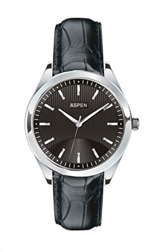 Aspen Aspen Workwear Analog Black Dial Women's Watch - AP1711
