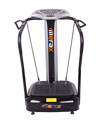 Fantastic Deal! Merax Full Body Crazy Fit Vibration Platform Fitness Machine