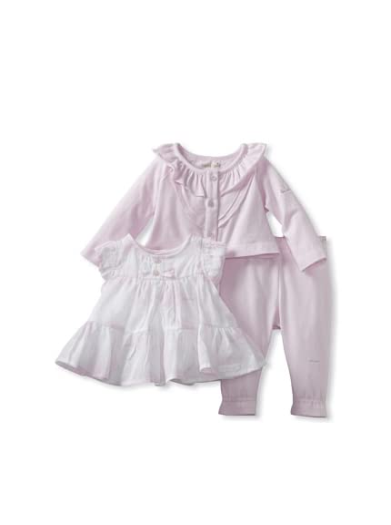 Berlingot Baby 3-Piece Dress Set