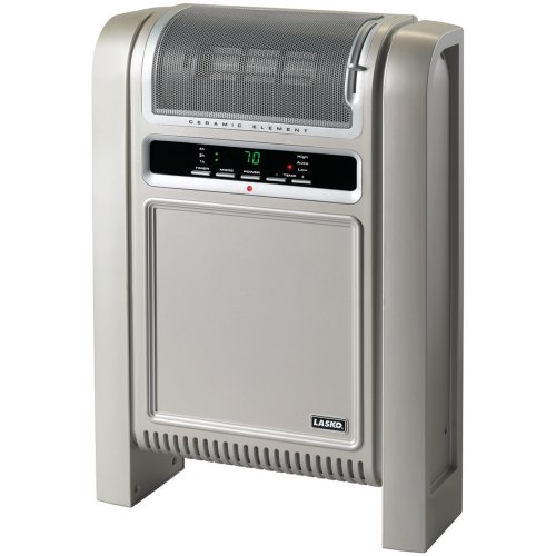 Lasko 758000 Cyclonic Ceramic Heater photo