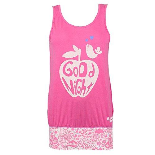 Parte superiore del pigiama Banana Moon Intimo T-Shirt Dye Trendy Rosa
