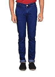 Henry Spark Blue Regular Fit Jeans