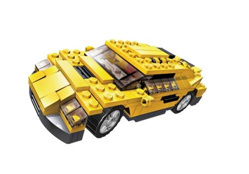 Lego Creator Cool Cars 4939 back-890141
