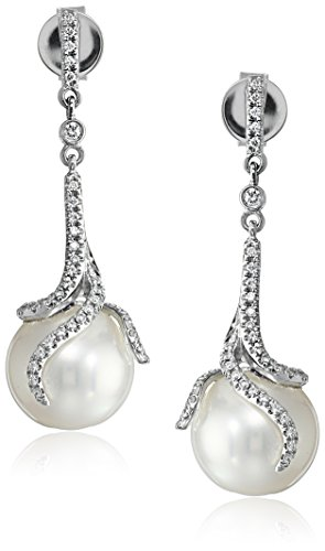 TARA-Pearls-Oscar-Collection-14k-White-Gold-Cultured-Pearl-and-Diamond-Earrings-13cttw-G-H-Color-SI1-SI2-Clarity