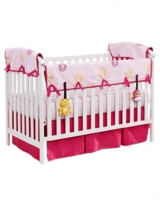 Babee Talk Eco-Teether Crib Bedding Set by Babee Talk