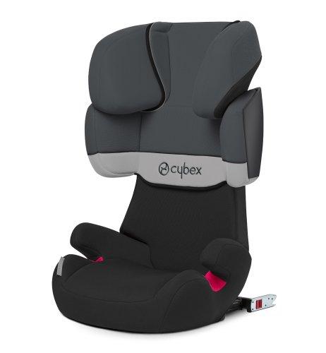 Cybex Silver Solution X-Fix 514116011 Seggiolino Auto per Bambini, Gruppo 2 /...