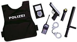 Simba 8102665  Polizei Einsatzkommando Set