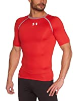 Under Armour dyNASTY HG Vented Tee-Shirt de compression manches courtes homme