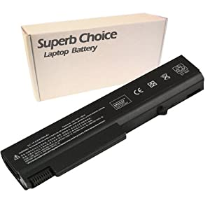 HP Compaq 6530b 6535b 6730b 6735b series fits HSTNN-IB68 HSTNN-IB69 HSTNN-CB69 HSTNN-UB68 Laptops Laptop Battery - Premium Superb Choice® 6-cell Li-ion battery