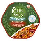 John West Light Lunch Tomato Salsa Tuna Salad 250G