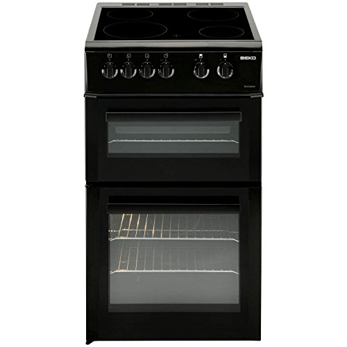 Beko BDVC563AK cooker - cookers (freestanding, Electric, Ceramic, 80 - 240 °C, A, Black)