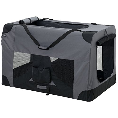 faltbare hundebox xxl 6 transportboxen im vergleich. Black Bedroom Furniture Sets. Home Design Ideas